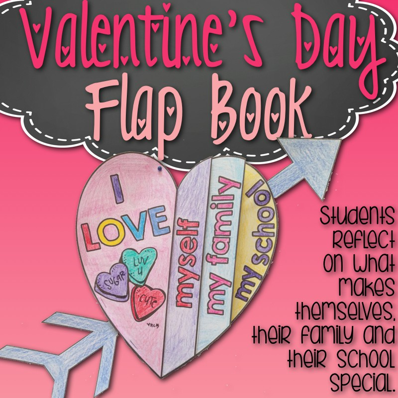 valentines day ideas for the classroom is filled with loving ways to help students remember that - Valentines Day Book