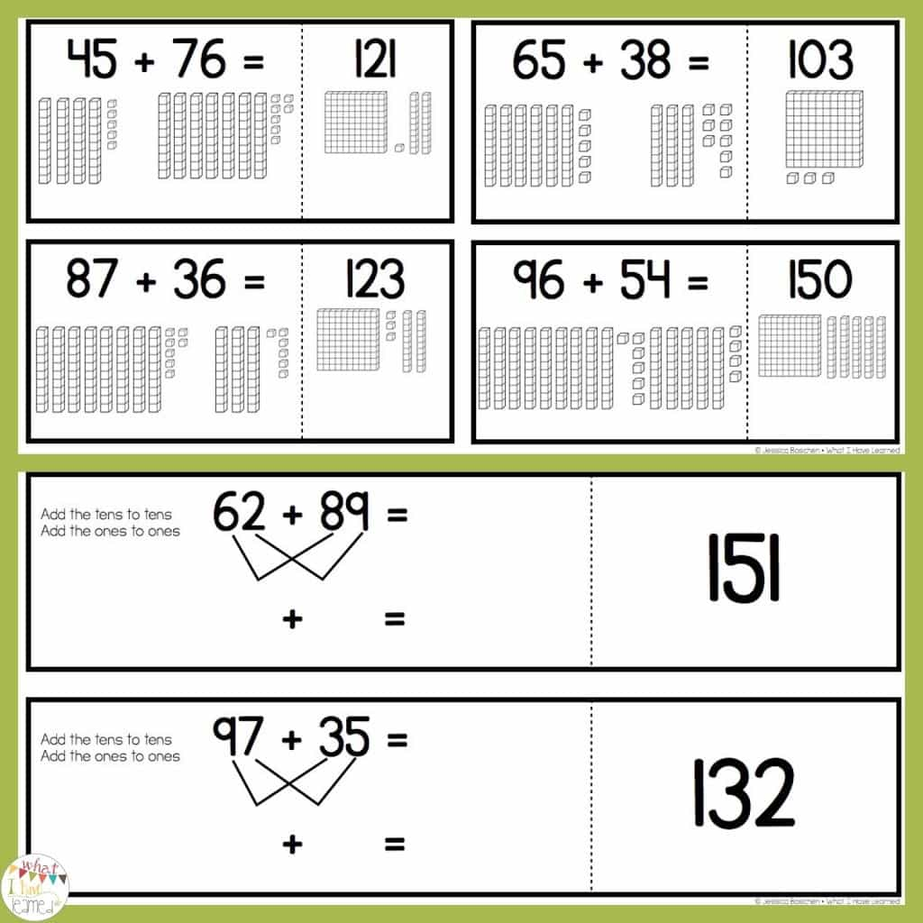 Worksheet 2 Digit Addition With Regrouping Games two digit addition assessments activities games to problems without regroup and finally with regrouping are similar throughout the packet so that students use simil