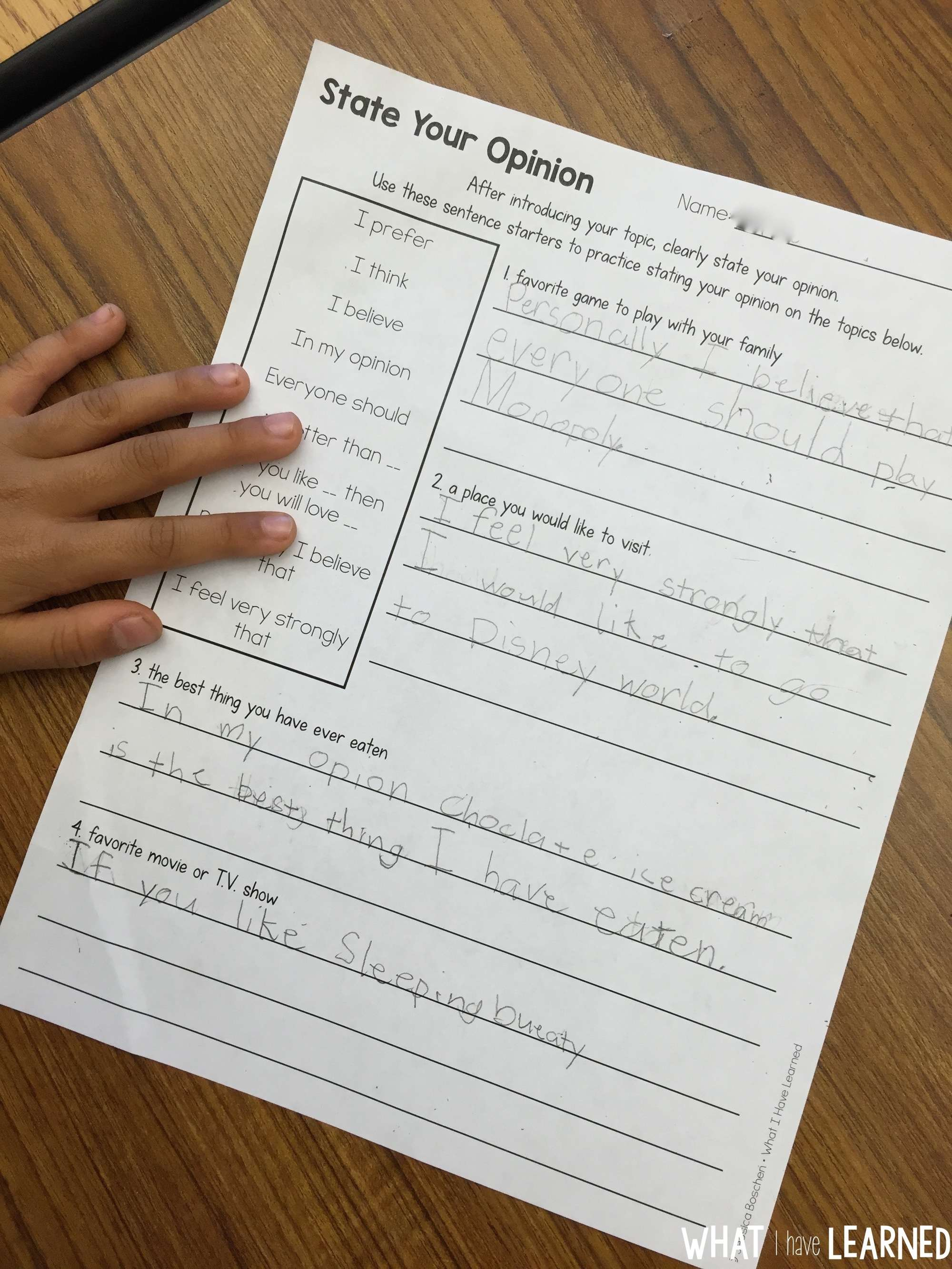 writing an opinion how we do it in our classroom how do you teach opinion writing we focus on building each part of the opinion