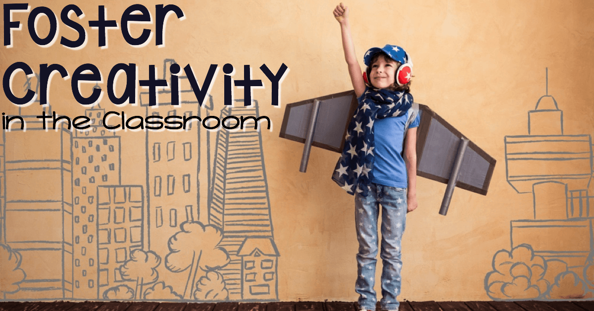 creativity in the classroom Where does the teaching of creativity in the classroom really start let's start with state education and standardised testing and ofsted and performance management.