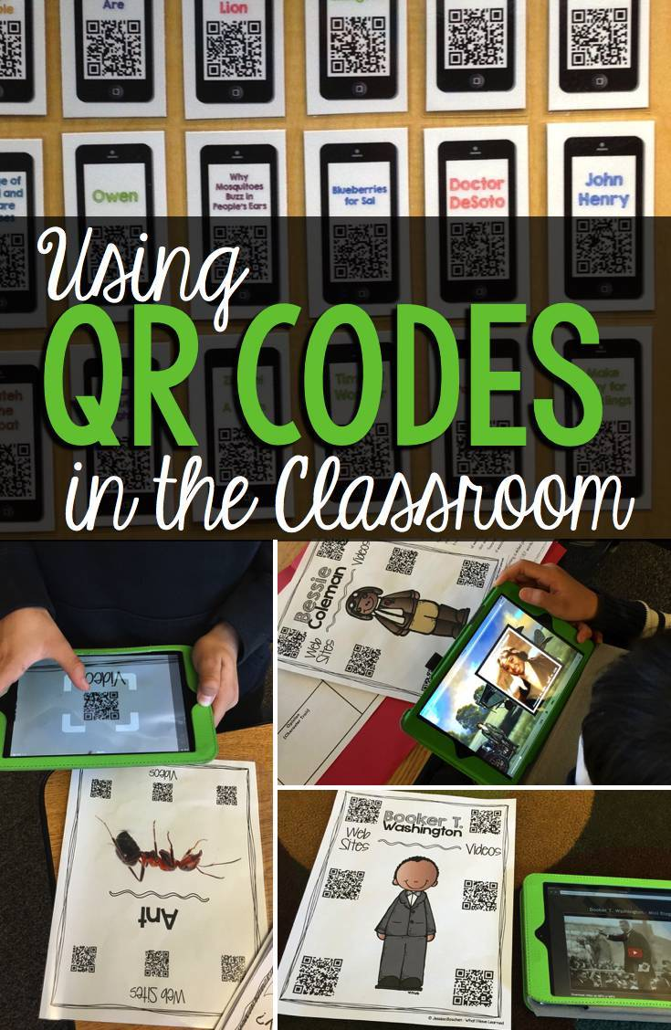 Using Qr Codes In The Classroom Is Great Fun Find Out Some Tips And Tricks How  To