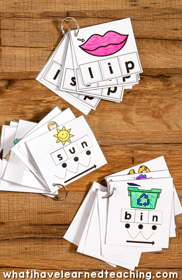Cut and paste phonics worksheets for first grade