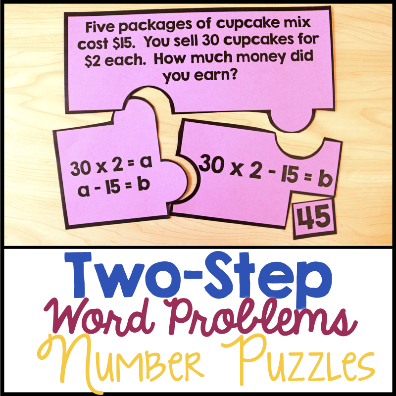 Third Grade Number Puzzles What I Have Learned