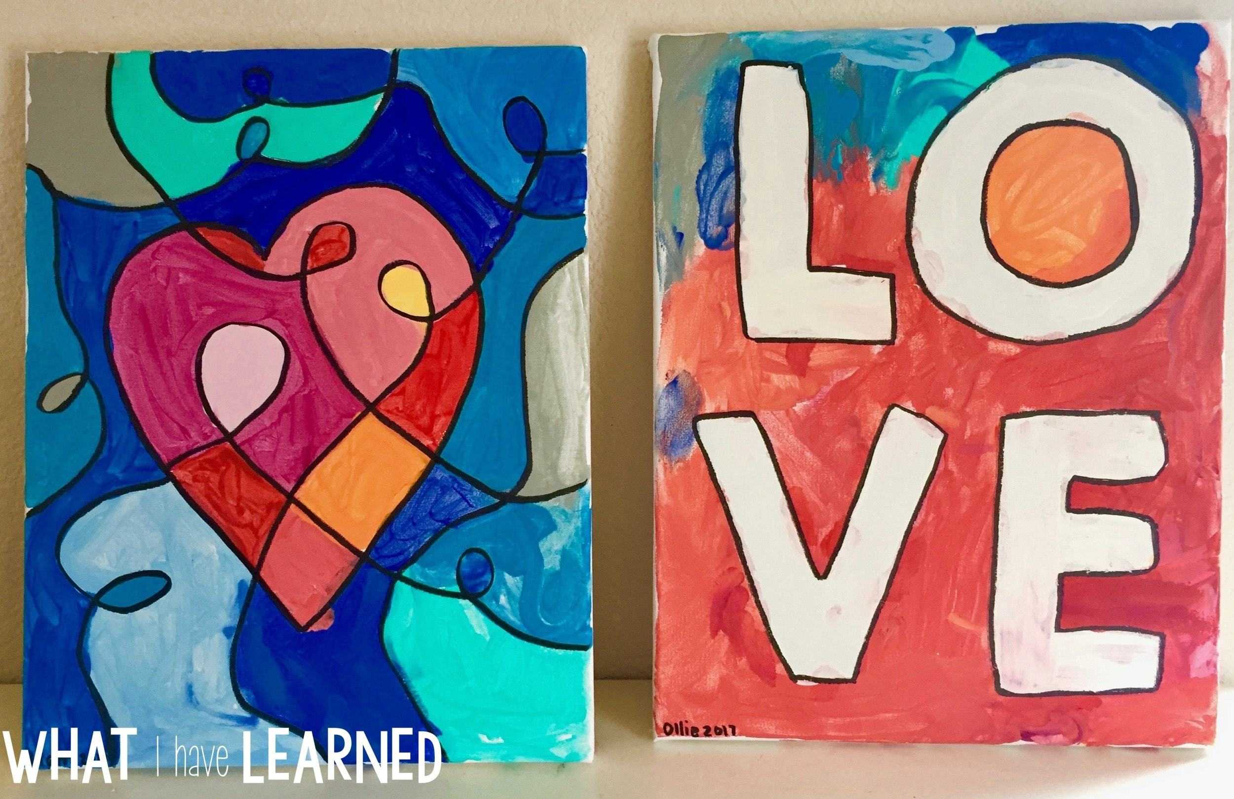Valentine S Day Art Activities For Elementary School