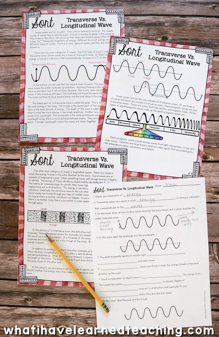 Making Waves: Sound Wave Properties Fourth Grade Science