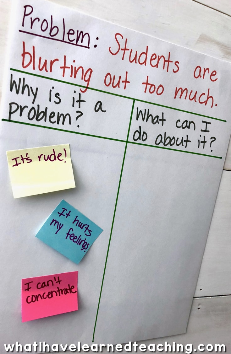 Excellent 6 Ways To Stop Students From Blurting Out In The Classroom Download Free Architecture Designs Itiscsunscenecom