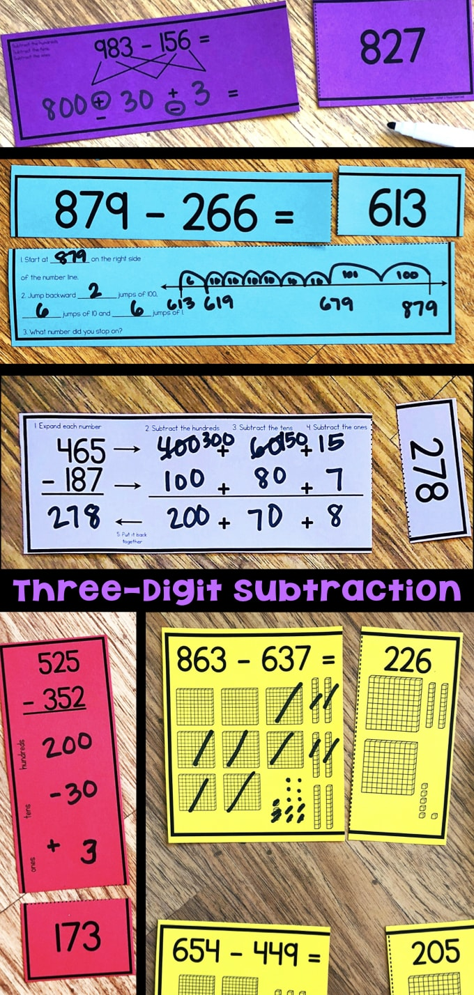 Three-Digit-Sucton-PIN.001-min  Way We Use Math on facts printable worksheets, worksheets missing numbers 1, questions multiplication division worksheet, multiplication question quiz, table for, practi test print, chart for kids, games chips chart 10 1,